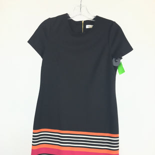 Primary Photo - BRAND: CALVIN KLEIN STYLE: DRESS SHORT SHORT SLEEVE COLOR: BLACK SIZE: S OTHER INFO: SIZE 6 SKU: 164-164185-1003