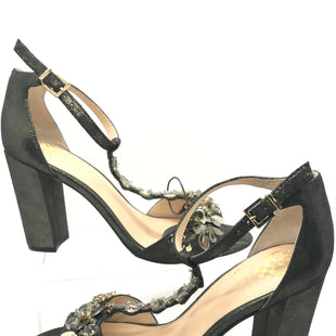Primary Photo - BRAND: VINCE CAMUTO STYLE: SANDALS HIGH COLOR: BLACK SIZE: 8.5 SKU: 164-164185-776
