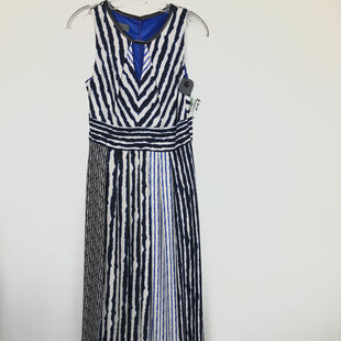 Primary Photo - BRAND: DONNA RICCO STYLE: DRESS LONG SLEEVELESS COLOR: BLUE SIZE: S OTHER INFO: SIZE 6 SKU: 164-164185-1000
