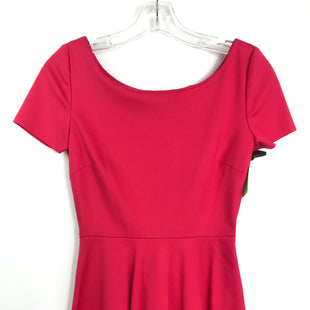 Primary Photo - BRAND: ELIE TAHARI STYLE: TOP SHORT SLEEVE COLOR: RED SIZE: XS OTHER INFO: NEW! SKU: 164-164185-797