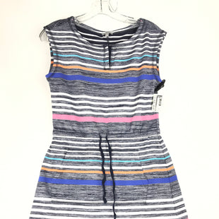 Primary Photo - BRAND: TALBOTS O STYLE: DRESS SHORT SLEEVELESS COLOR: STRIPED SIZE: XS OTHER INFO: BLUE, WHITE, PEACH, PINK SKU: 164-164140-17167