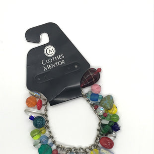 Primary Photo - BRAND:    CLOTHES MENTOR STYLE: BRACELET COLOR: MULTI OTHER INFO: B - MULTICOLORED BEADS SKU: 164-164183-1627