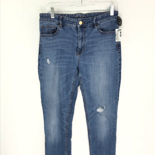 Primary Photo - BRAND: WHITE HOUSE BLACK MARKET STYLE: JEANS COLOR: DENIM BLUE SIZE: 8 OTHER INFO: SKINNY SKU: 164-164185-986