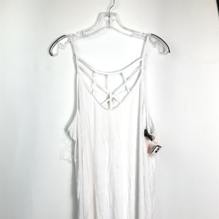 Primary Photo - BRAND: JODIFL STYLE: TOP SLEEVELESS COLOR: WHITE SIZE: XXL OTHER INFO: NEW! SKU: 164-164183-1251