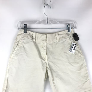 Primary Photo - BRAND: VINEYARD VINES STYLE: SHORTS COLOR: CREAM SIZE: 0 SKU: 164-164175-5302
