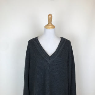 Primary Photo - BRAND: EXPRESS O STYLE: TUNIC LONG SLEEVE COLOR: GREY SIZE: M OTHER INFO: NEW! SKU: 164-164136-21280R