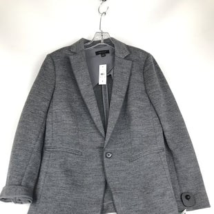 Primary Photo - BRAND: ANN TAYLOR STYLE: BLAZER JACKET COLOR: GREY SIZE: M OTHER INFO: NEW! SIZE: 8 SKU: 164-164175-5190