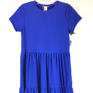 Primary Photo - BRAND: ROLLA COSTER STYLE: DRESS SHORT SHORT SLEEVE COLOR: BLUE SIZE: S OTHER INFO: NEW! SKU: 164-164136-19572