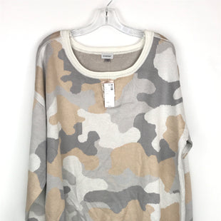 Primary Photo - BRAND: AVENUE STYLE: SWEATER LIGHTWEIGHT COLOR: CAMOFLAUGE SIZE: XL OTHER INFO: NEW! 18/20 SKU: 164-164140-16464