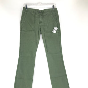 Primary Photo - BRAND: CABI STYLE: PANTS COLOR: OLIVE SIZE: 4 OTHER INFO: NEW! SKU: 164-164140-17010