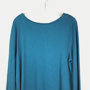 Primary Photo - BRAND: J JILL STYLE: TOP LONG SLEEVE COLOR: NAVY SIZE: XL SKU: 164-164180-2342