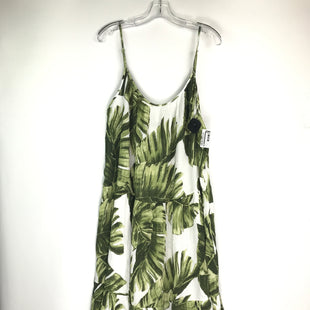 Primary Photo - BRAND: H&M STYLE: DRESS SHORT SLEEVELESS COLOR: PALM SIZE: XL OTHER INFO: NEW! PALM PRINT SKU: 164-164196-548