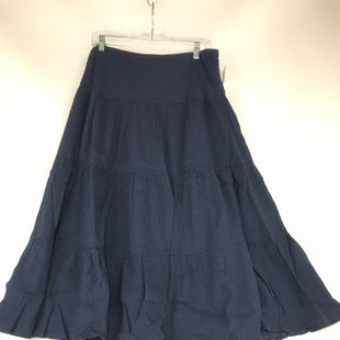 Primary Photo - BRAND: CHAPS STYLE: SKIRT COLOR: NAVY SIZE: 10 OTHER INFO: NEW! SKU: 164-164185-927