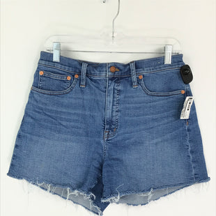Primary Photo - BRAND: MADEWELL STYLE: SHORTS COLOR: DENIM BLUE SIZE: 6 OTHER INFO: HIGH RISE SKU: 164-164185-989