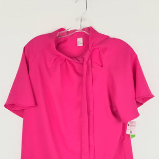 Primary Photo - BRAND: SHEIN STYLE: TOP SHORT SLEEVE COLOR: PINK SIZE: S OTHER INFO: NEW! SKU: 164-164140-16851