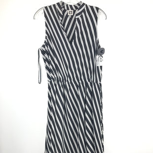 Primary Photo - BRAND: ANNE KLEIN STYLE: DRESS LONG SLEEVELESS COLOR: BLACK WHITE SIZE: M SKU: 164-164189-677