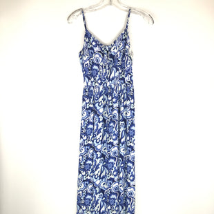 Primary Photo - BRAND: GAP STYLE: DRESS LONG SLEEVELESS COLOR: BLUE SIZE: XS SKU: 164-164185-441