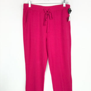 Primary Photo - BRAND: LOU AND GREY BY LOFT STYLE: PANTS COLOR: PINK SIZE: 8 OTHER INFO: NEW! DRAWSTRING WAIST SKU: 164-164196-296