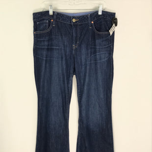 Primary Photo - BRAND: GAP STYLE: JEANS COLOR: DENIM BLUE SIZE: 16 OTHER INFO: SIZE 33 LONG & LEAN SKU: 164-164196-356