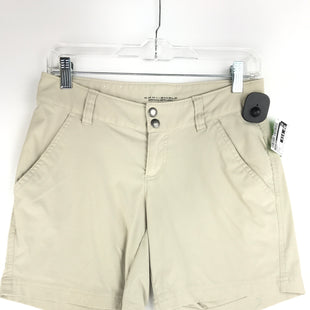 Primary Photo - BRAND: COLUMBIA STYLE: SHORTS COLOR: KHAKI SIZE: 2 SKU: 164-164196-373