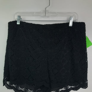 Primary Photo - BRAND: BANANA REPUBLIC STYLE: SHORTS COLOR: BLACK SIZE: 8 SKU: 164-164175-5240