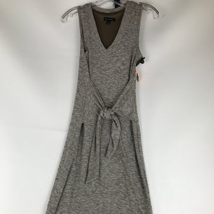 Primary Photo - BRAND: HALSTON STYLE: DRESS SHORT SLEEVELESS COLOR: OLIVE SIZE: S OTHER INFO: SIZE 6, H IS FOR HALSTON SKU: 164-164140-15792
