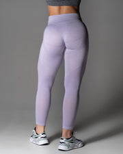 ES - Lilac Seamless Tights - RELODE.™