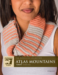 Juniper Moon Farm Cumulus Atlas Mountains Cowl (Free with Yarn Purchase)
