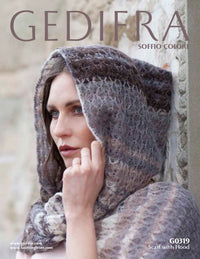 Gedifra Soffio Colore G0319 Scarf with Hood