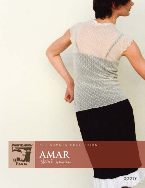Juniper Moon Farm Zooey Amar Skirt (PDF Download)
