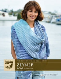 Juniper Moon Farm Cumulus Zeynep Wrap (Free with Yarn Purchase)