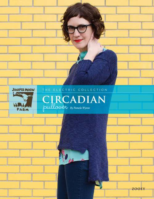 Juniper Moon Farm Zooey Circadian Pullover (PDF Download)