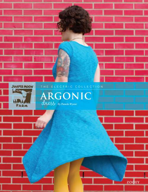 Juniper Moon Farm Zooey Argonic Dress (Free with Yarn Purchase)