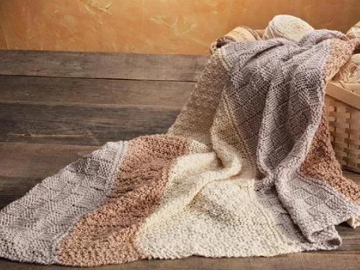 Pick a Knit Blanket Kit by Appalachian Baby Design