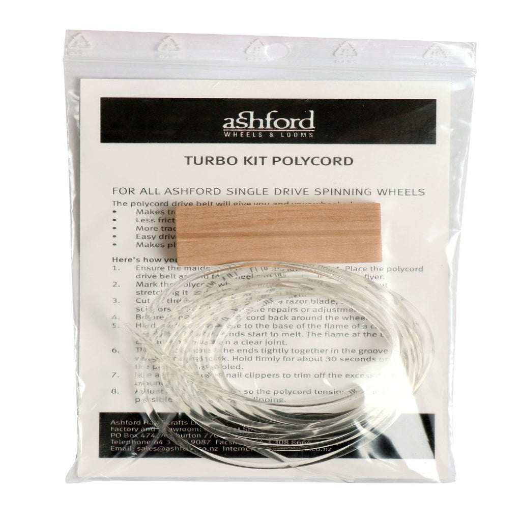 Ashford Drive Band for Single Drive Wheels - 2000 x 2.0mm Polycord