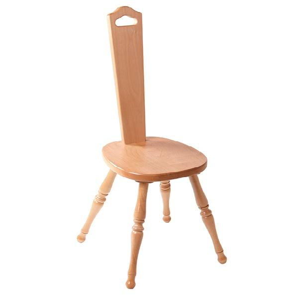 Ashford Spinning Chair Natural