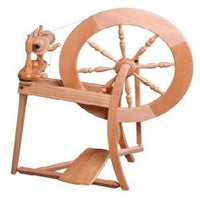Ashford Traditional Spinning Wheel Single Drive Natural