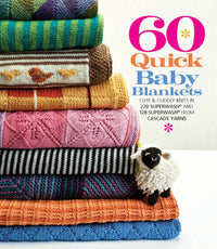 Cascade 60 Quick Baby Blankets