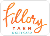 Fillory Yarn Electronic Gift Card - $10