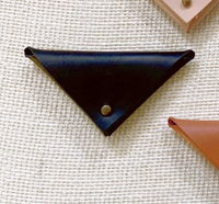 Fringe Supply Co Leather Stitch Marker Pouch