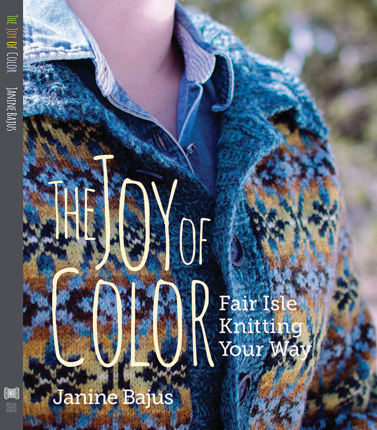 The Joy of Color by Janine Bajus