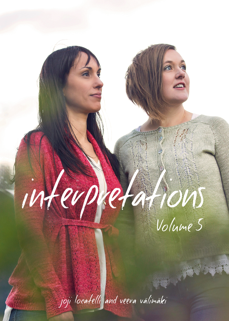 Interpretations by Joji Locatelli and Veera Valimaki : Volume 5