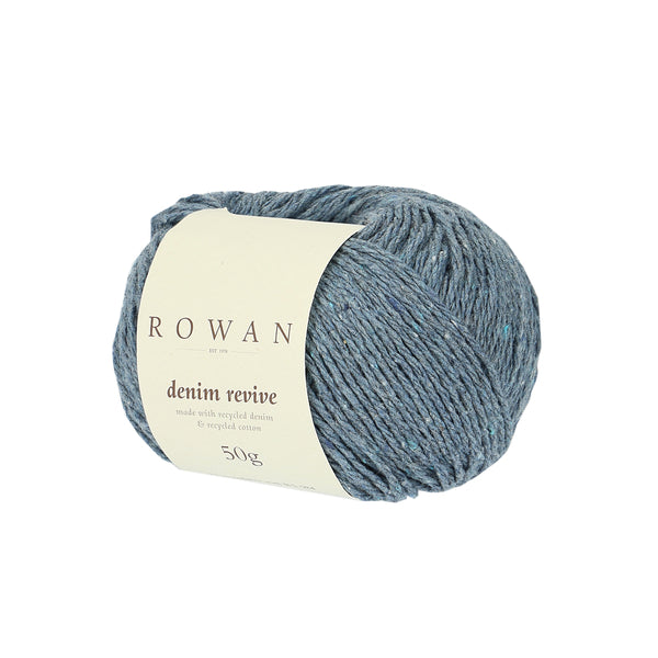 Rowan Denim Revive Cotton Knitting Yarn