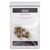 Ashford Tension Spring - Packaged 10pc