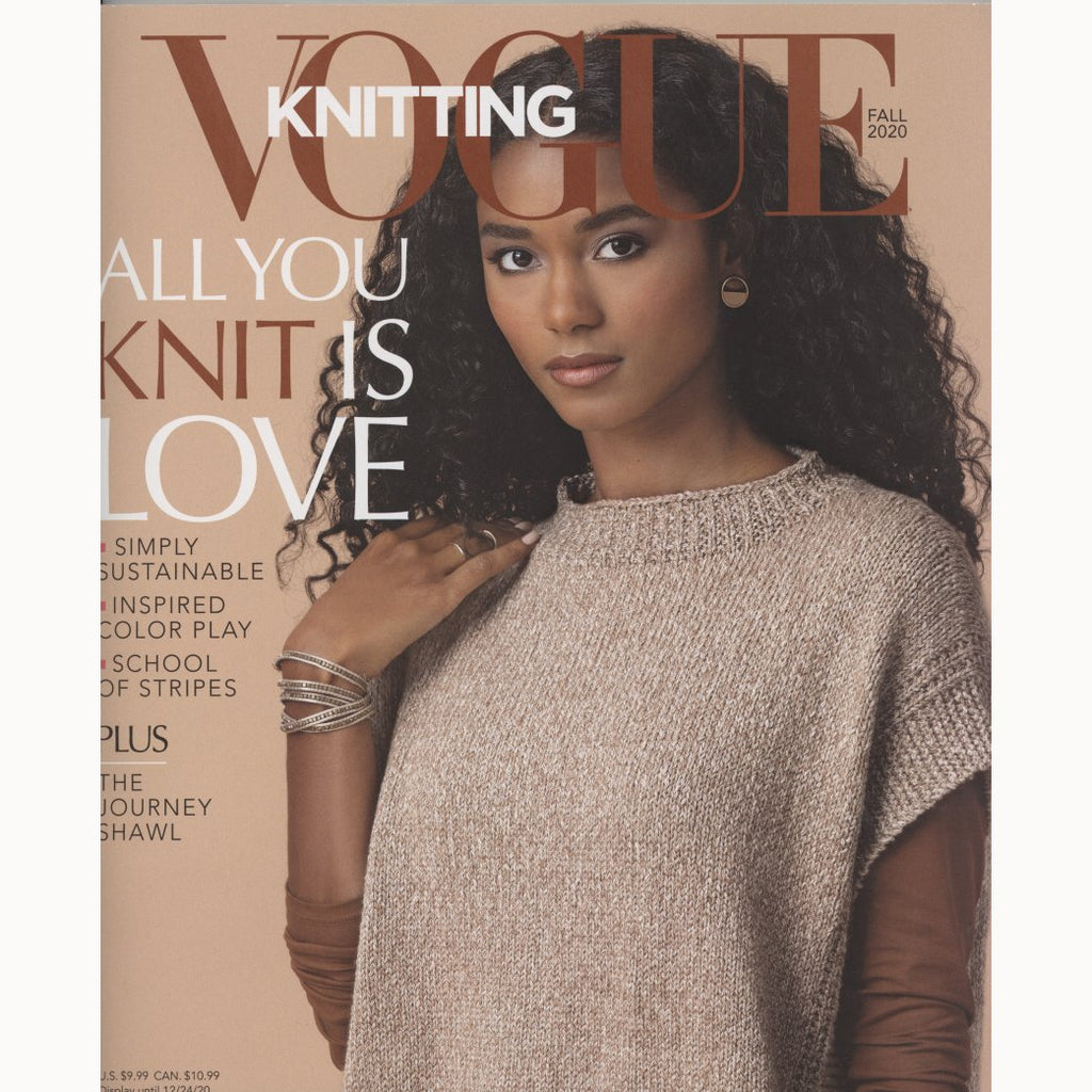 Vogue Knitting Magazine Fall 2020