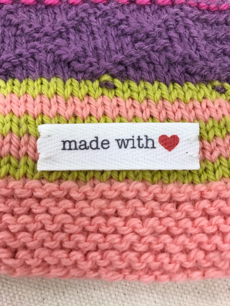 Big Bad Wool Sewn-In Tags