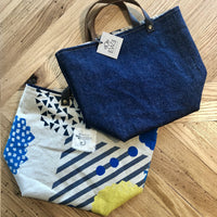 Brooklyn Haberdashery Mathilde Reversible Bucket Tote