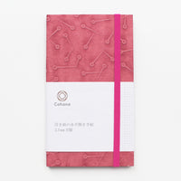 Cohana Ukigami Memo Pad with 2.5 mm grid paper
