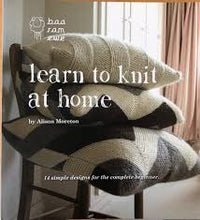 Learn to Knit at Home by Alison Moreton