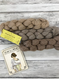 Blue Sky Fiber Frances Wrap Kit
